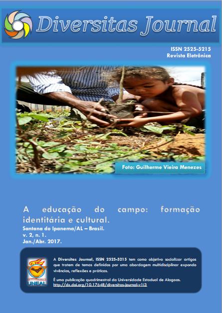 Visualizar v. 2 n. 1 (2017): A educação do campo: formação identitária e cultural.