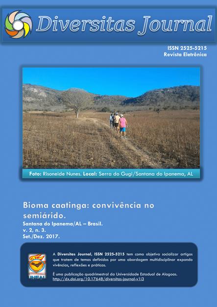 Visualizar v. 2 n. 3 (2017): Bioma caatinga: convivência no semiárido