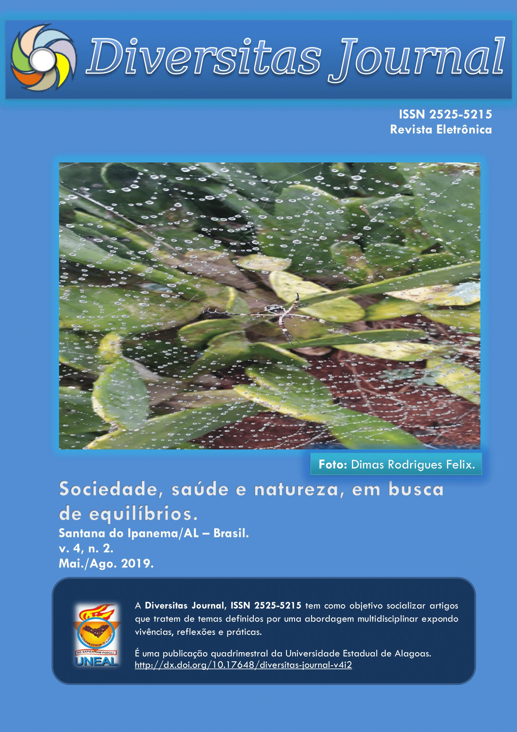 Visualizar v. 4 n. 2 (2019): Sociedade, saúde e natureza, em busca de equilíbrios