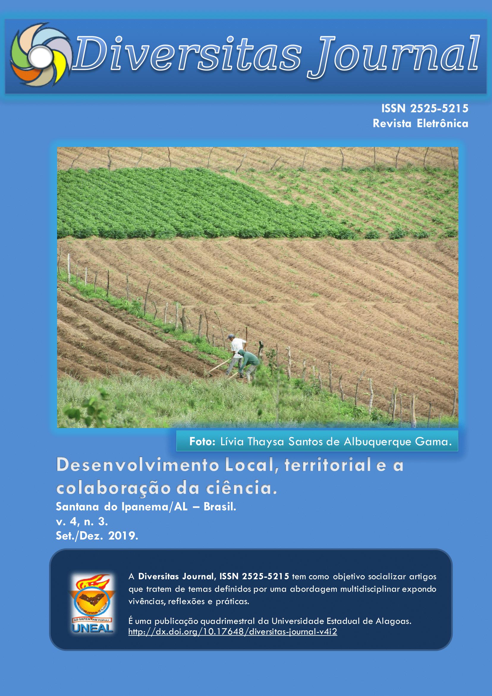 Visualizar v. 4 n. 3 (2019): Desenvolvimento Local, territorial e a colaboração da ciência