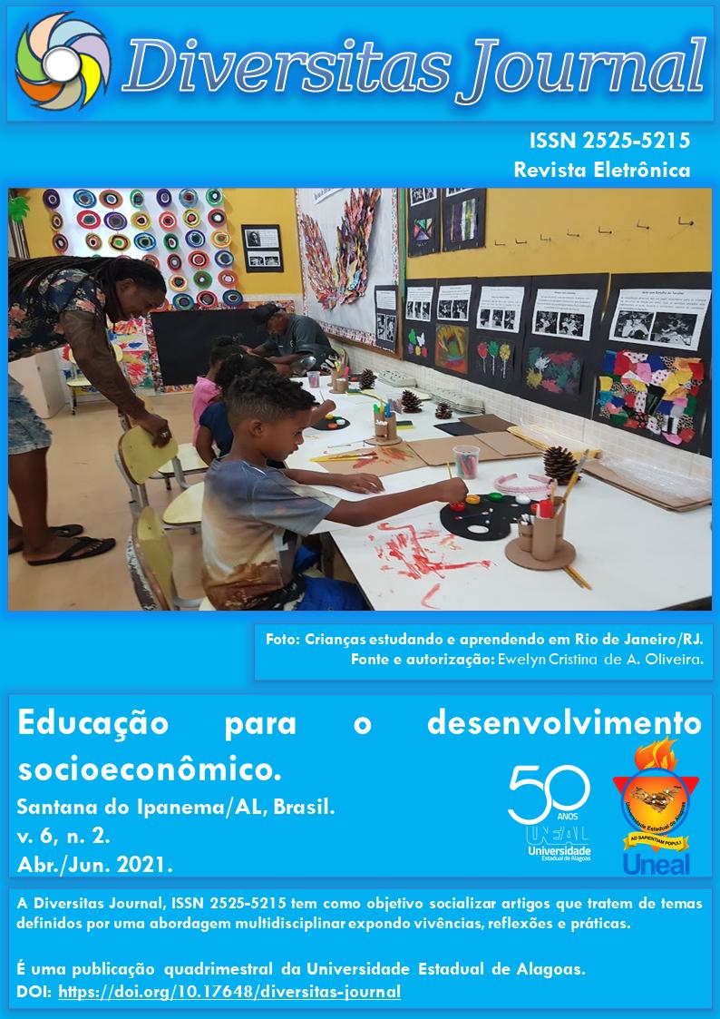 Visualizar v. 6 n. 2 (2021): Educação para o desenvolvimento socioeconômico